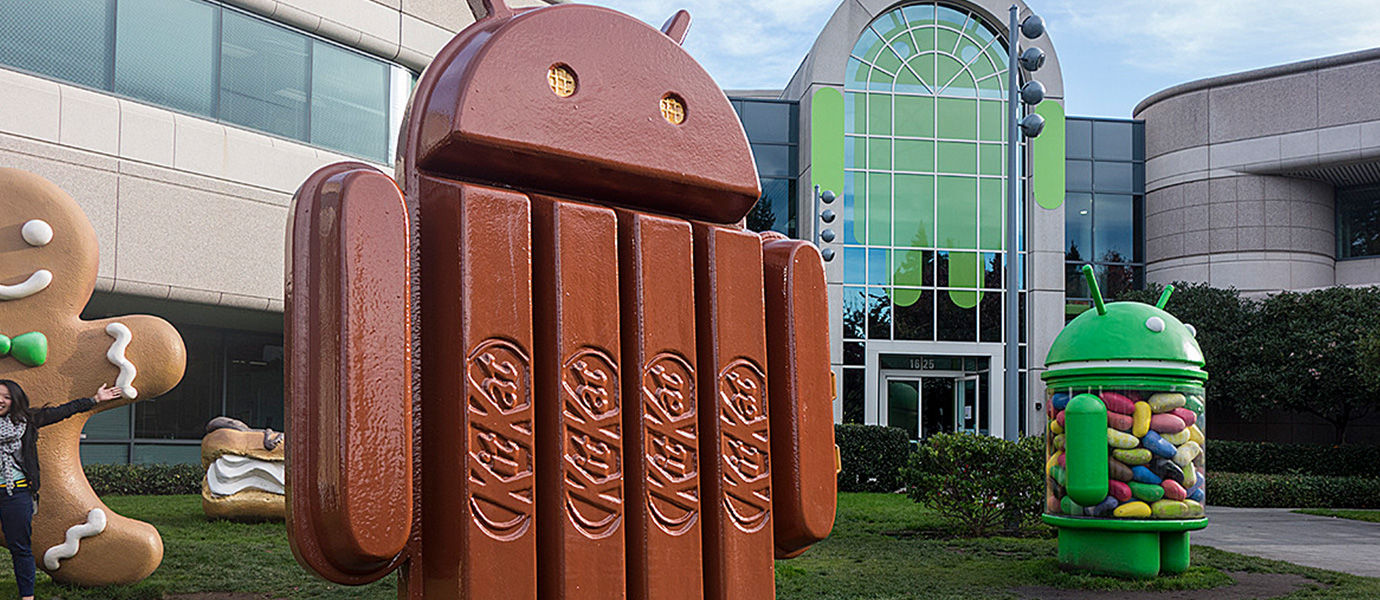 Perbedaan Android Jelly Bean dan Android KitKat