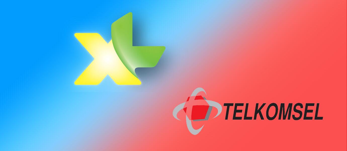 Telkomsel vs XL, Lebih Murah Mana?