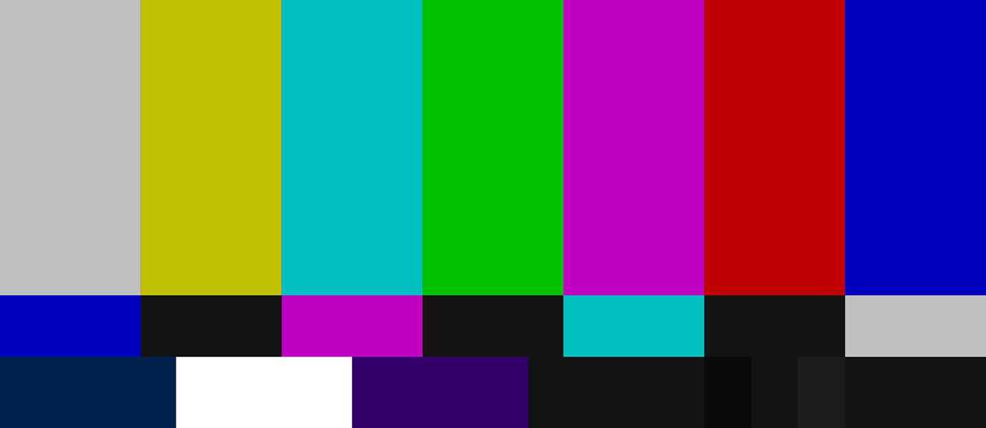 Ini Gambar Apa Sih? Dan Kenapa Muncul di Semua TV yang Ada?