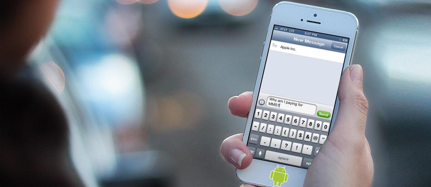 Cara Gampang Bikin Tampilan SMS HP Android Kamu Jadi Kayak iPhone