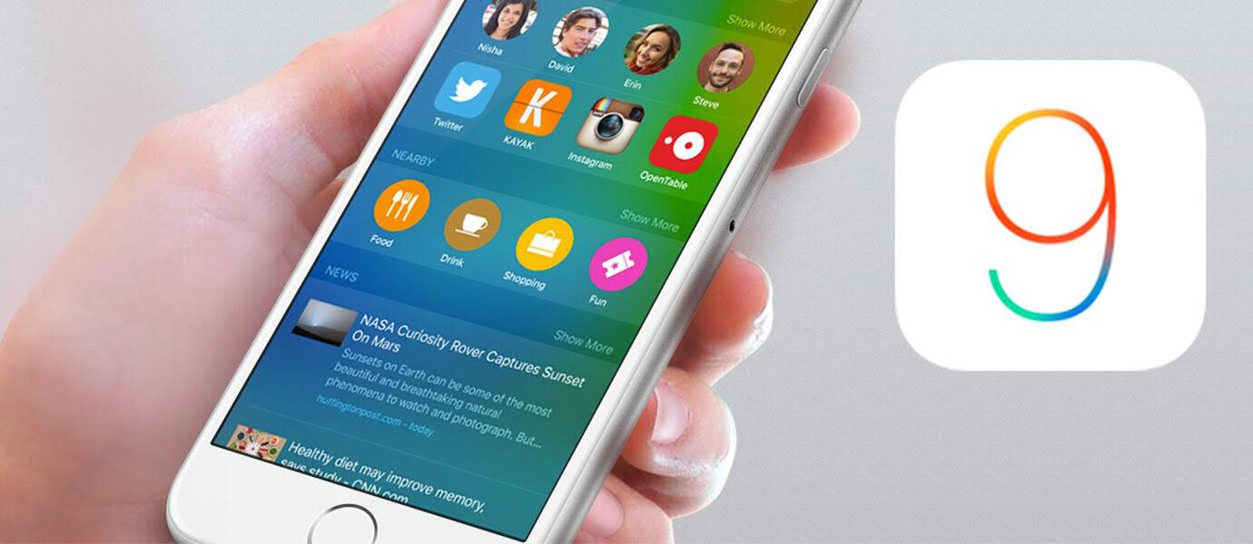 24 Fitur Terbaru iOS 9 yang Bikin iPhone Semakin Mahal