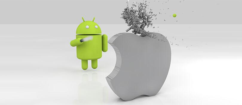 Cara Mengubah Tampilan Android Seperti iPhone iOS 9 dan iOS 8