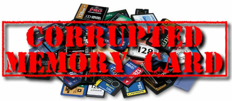 Cara Perbaiki Memory Card Rusak atau Tidak Terbaca
