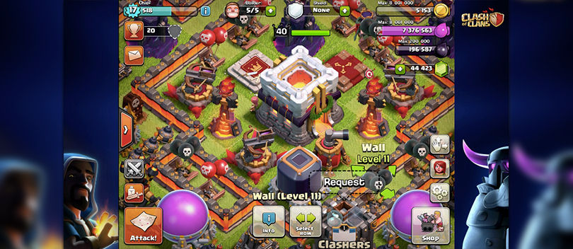 Resmi! Foto dan Video Update Town Hall 11 Clash of Clans Terbaru
