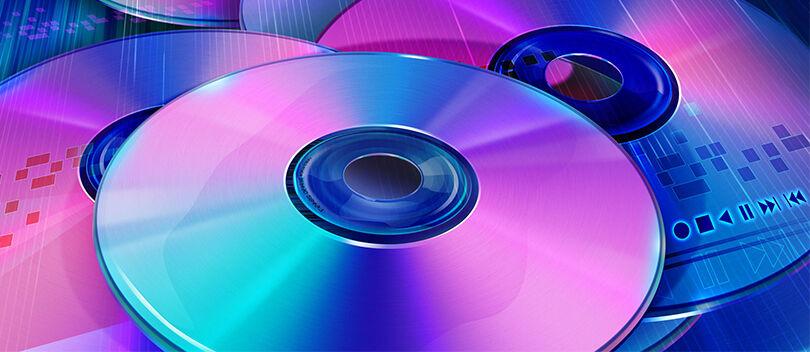 Cara Cepat dan Gampang Bikin Desain Label CD Keren Tanpa Photoshop