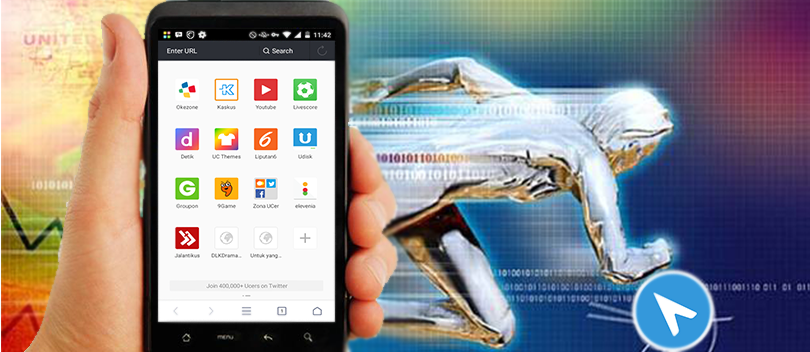 Inilah 4 Browser Tercepat dan Terbaik Untuk Android