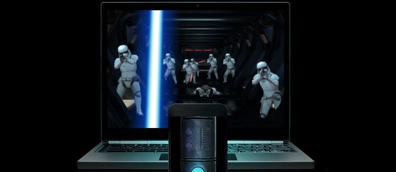 Ayo BANTAI Stormtrooper dengan Ayunan Android Kamu di Game Star Wars Keren Ini!