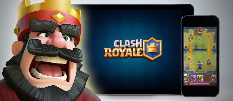 Clash Royale, Game Baru Besutan Supercell yang Mirip COC