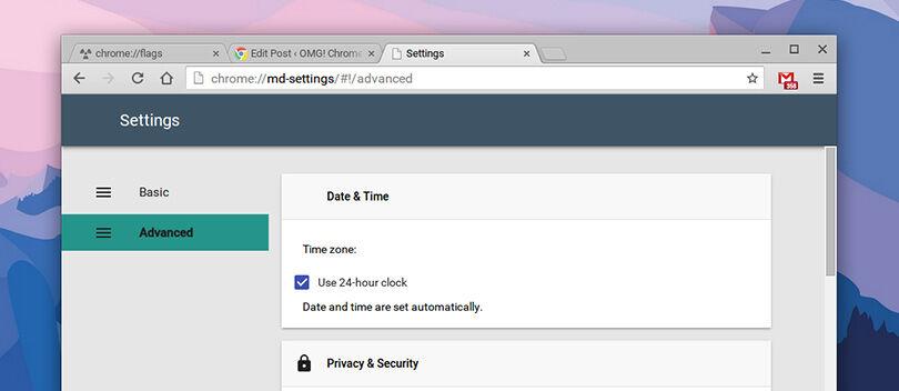 Ssst.. Inilah Cara Rahasia Menyulap Google Chrome di PC Menjadi Tampilan Material Design