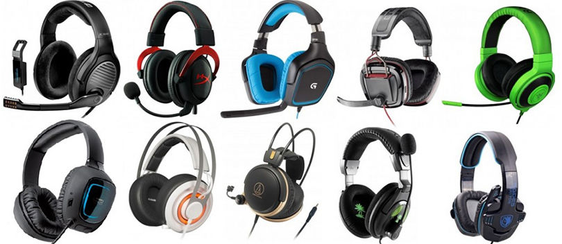 10+ Headphone Khusus Gaming Terbaik 2016!