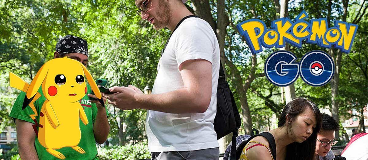 6 Hal Menyebalkan Saat Main Pokemon GO dan Solusinya
