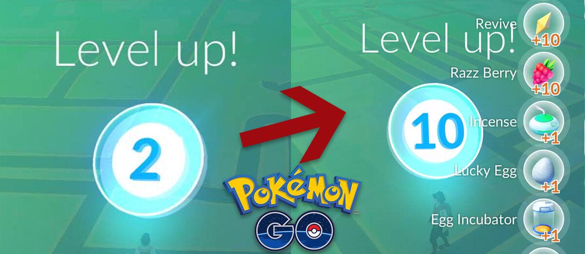 7 Cara Cepat Naik Level di Pokemon GO