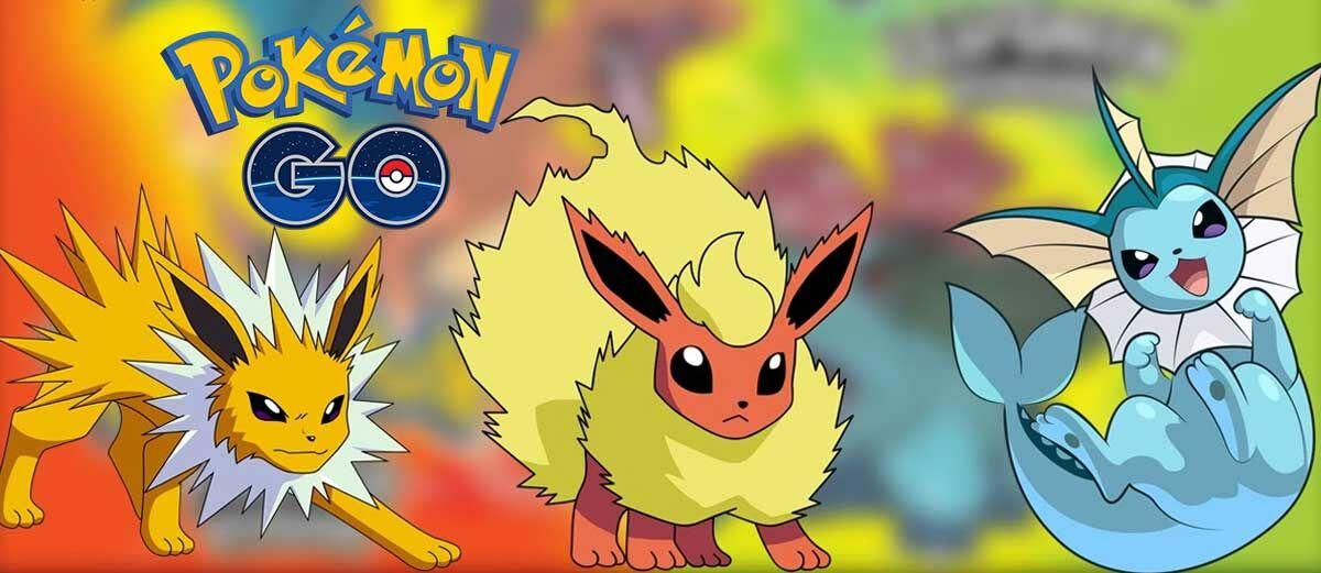 Cara Jitu Menentukan Evolusi Eevee di Pokemon GO