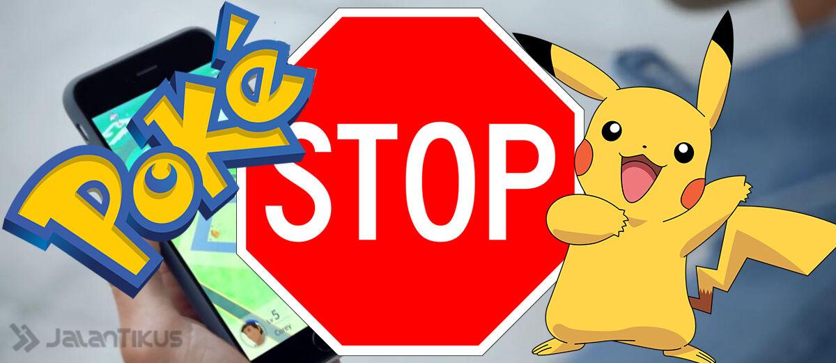 Cara Membuat PokeStop di Pokemon GO!