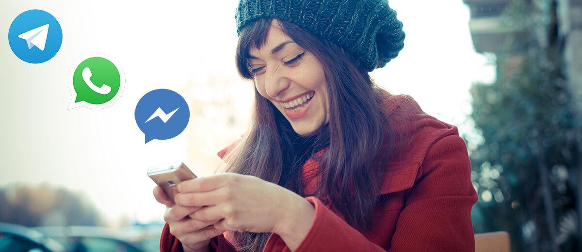 5 Aplikasi Chatting Paling Aman di Android