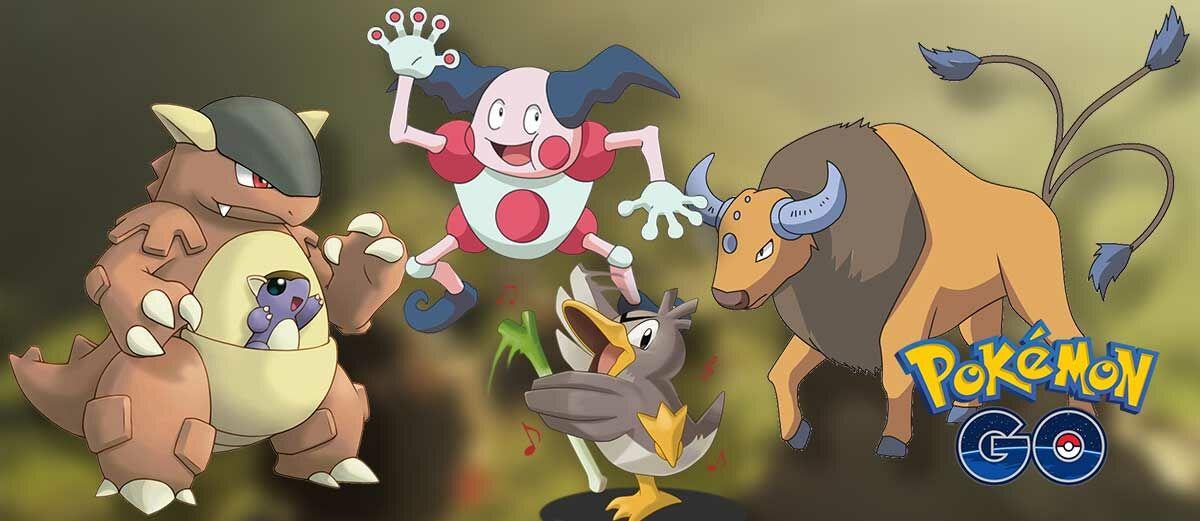 4 Pokemon Ini Hanya Bisa Kamu Temukan di Luar Negeri