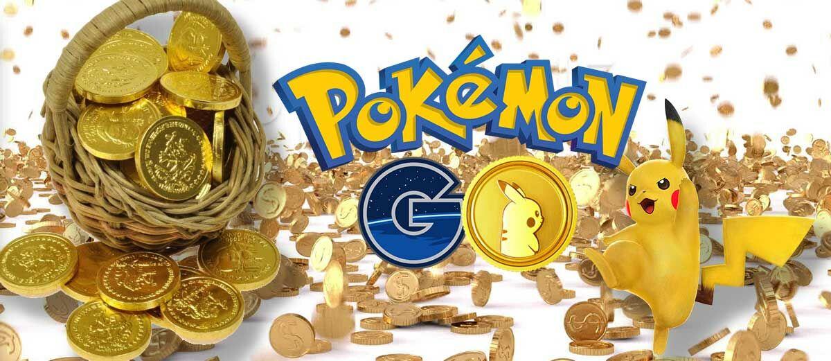Cara Mendapatkan Koin Pokemon GO Secara Gratis