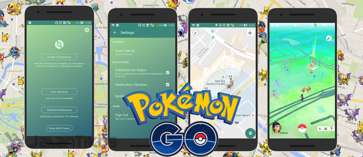 Cara Mendapatkan Pokemon Langka Tanpa Membuka Pokemon GO