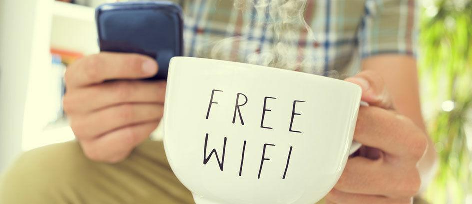 10 Cara Jitu Mendapatkan Hotspot WiFi Gratis