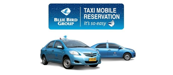 Cara Cepat Mendapatkan Taxi Blue Bird lewat Android
