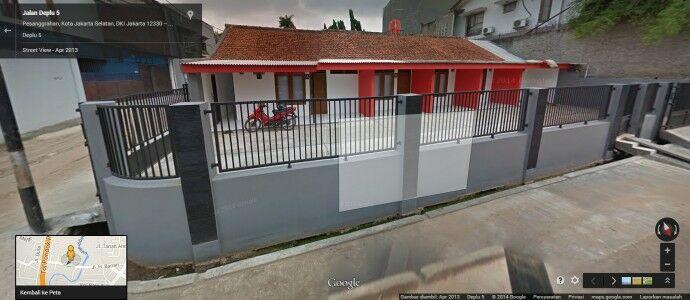 Apakah Kamu Tertangkap Google Street View? Cek di sini