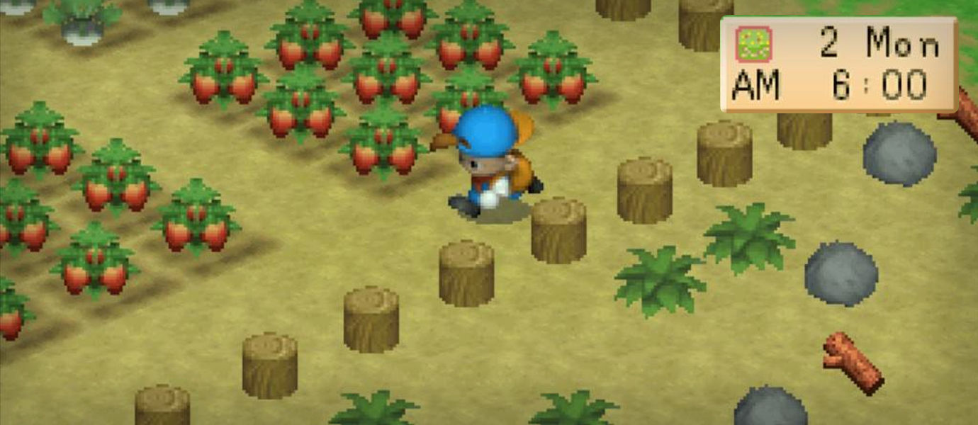 Harvest Moon: Back to Nature di Android (Bahasa Indonesia)