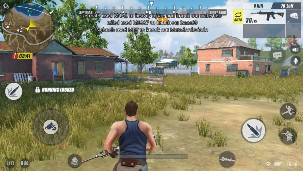 rules of survival official discord
