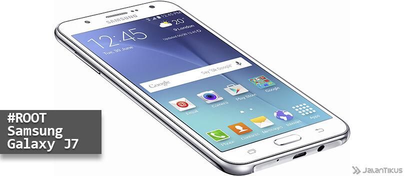 Cara Root Samsung Galaxy J7 dan Install TWRP Recovery