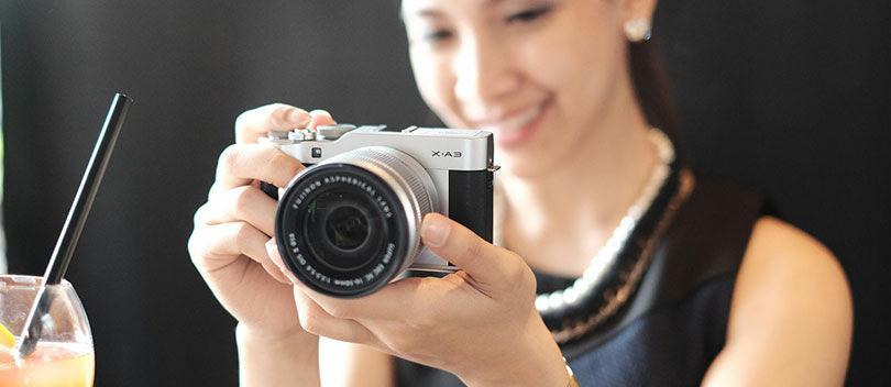 Setara DSLR, 4 Kamera Mirrorless ini Cocok untuk Kamu Pencinta Selfie!