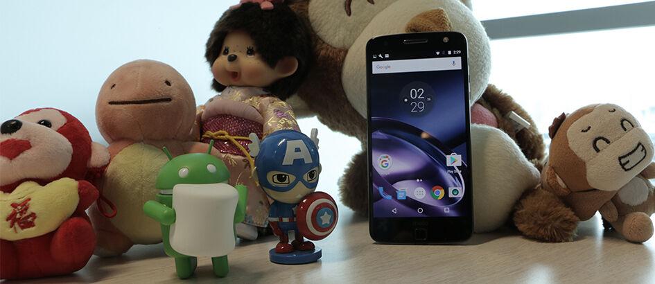 Smartphone Android Canggih Dengan Aksesoris Uniknya Di Tahun 2017