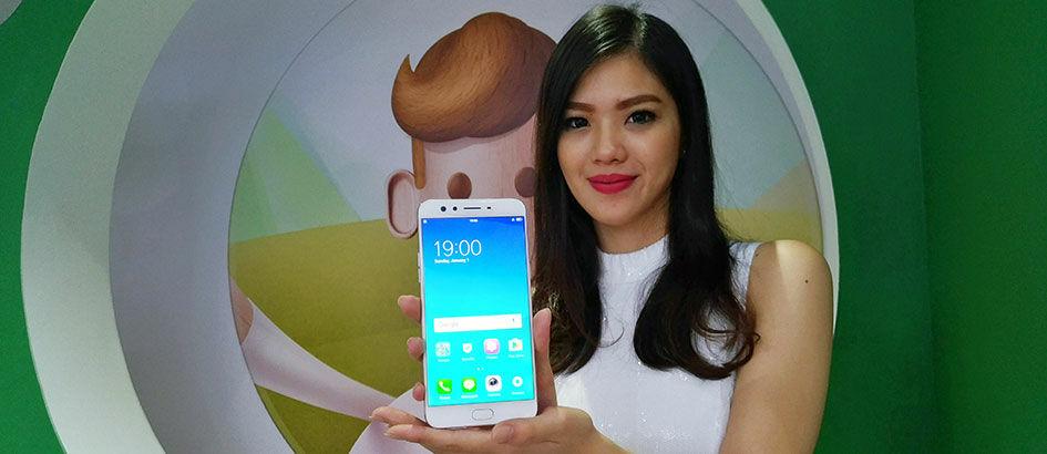 Inilah Harga dan Spesifikasi Oppo F3 Plus Dual Camera Selfie!