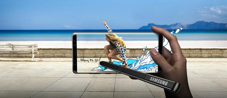 Canggihnya 8 Fitur Samsung Galaxy Note 8, Bikin Smartphone Lain Kuno!