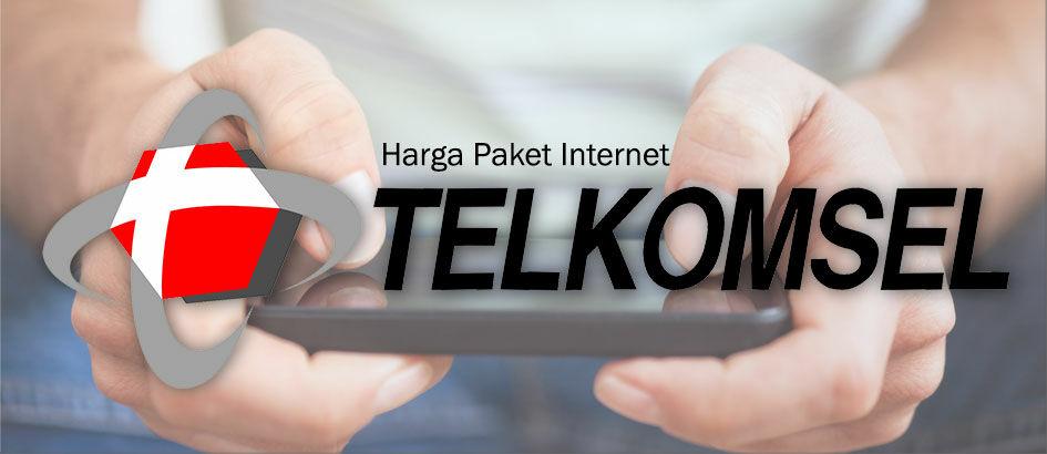 Harga Paket Internet Telkomsel Terbaru Januari 2018