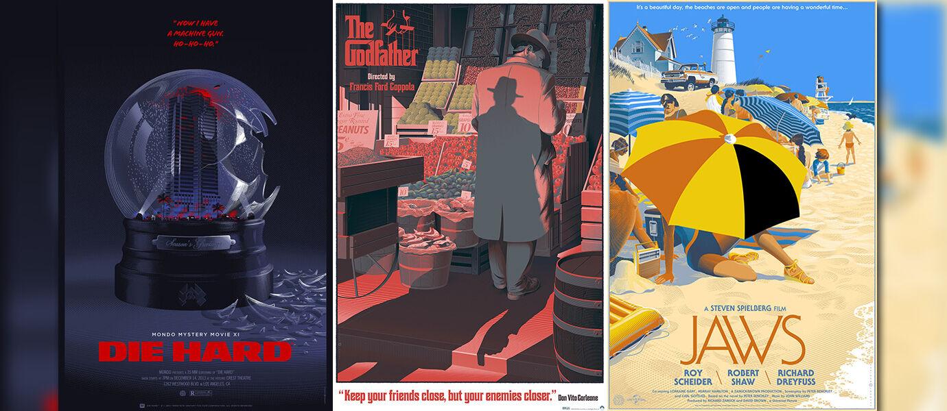 Gokil Abis Nih 7 Poster Film Bertema Retro Futuristic Karya Dari Laurent Durieux!