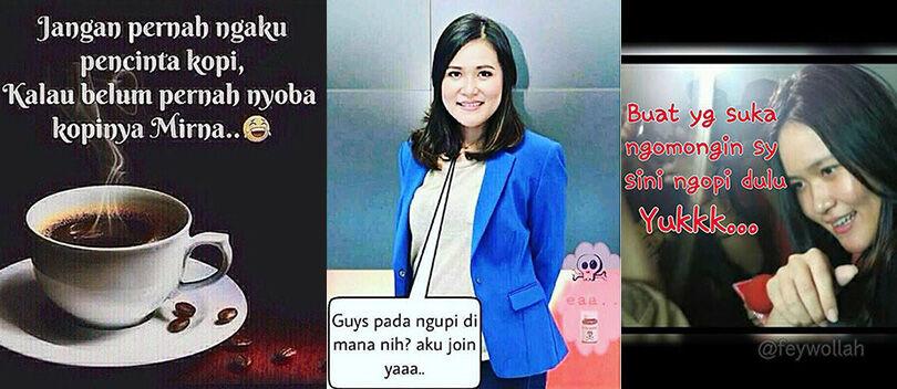 Kumpulan Meme Lucu Jessica Wongso dan Kopi Sianida