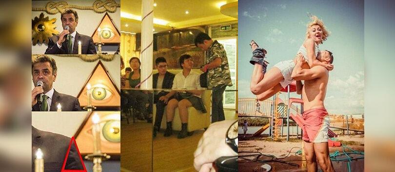 15 Foto Mencengangkan yang Harus Kamu Lihat Berkali-Kali (Part 2)