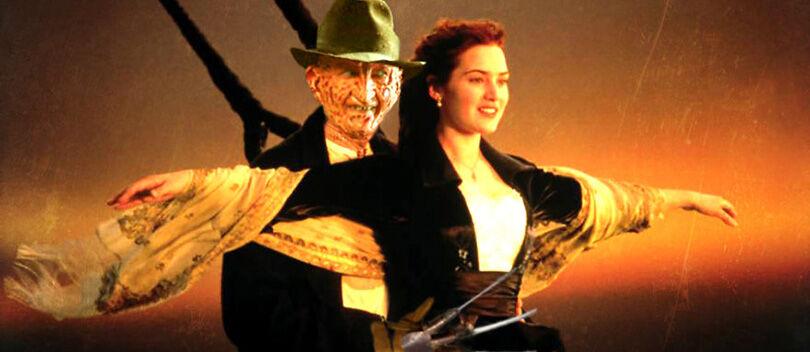 Ini Jadinya Jika Karakter Film Horor Hadir di Film Drama (13 Foto)