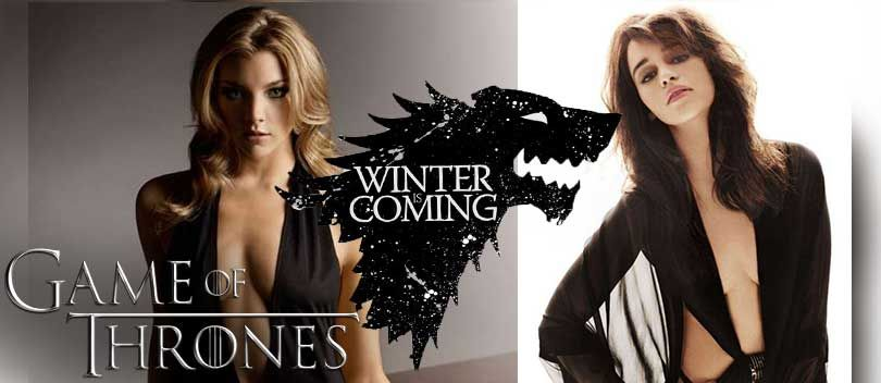 10 Cewek Cantik yang Sering Tampil Telanjang di Game of Thrones