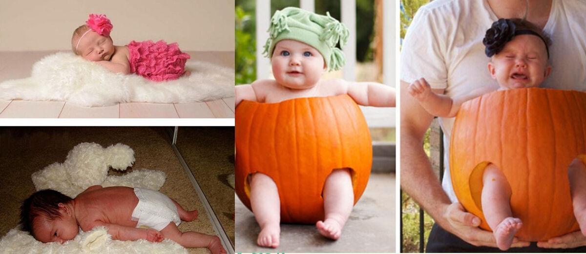 Lucu! Inilah 20 Foto Impian dan Kenyataan Saat Memfoto Anak Kecil