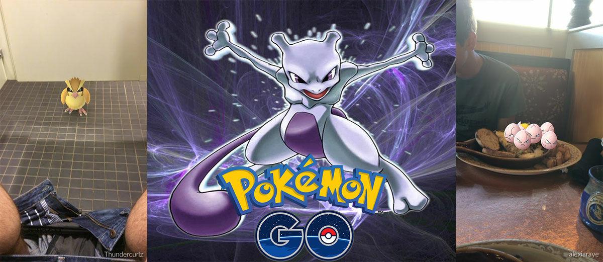 Foto-foto Ini Hanya Bisa Kamu Temukan Jika Main Pokemon GO