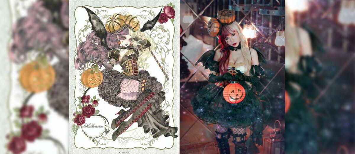Keren! Inilah 10 Foto Cosplay Cantik dan Seksi Karya Sakizo