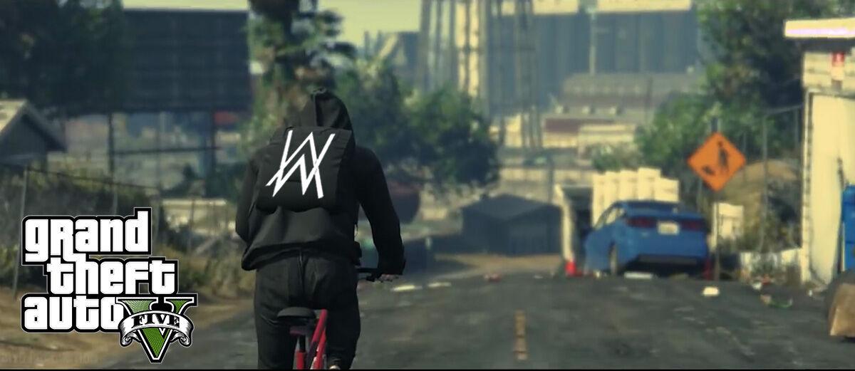 Keren! Orang Indonesia Ini Buat Video Klip Alan Walker Faded Versi GTA V