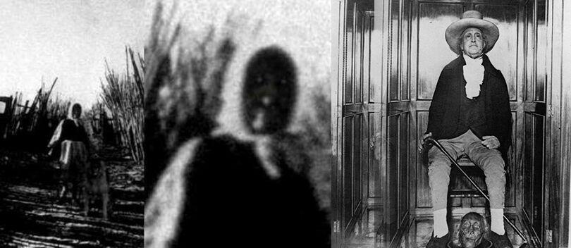 10 Foto Misterius yang Sulit Untuk Dijelaskan (Part 2), Nomor 8 Paling ANEH