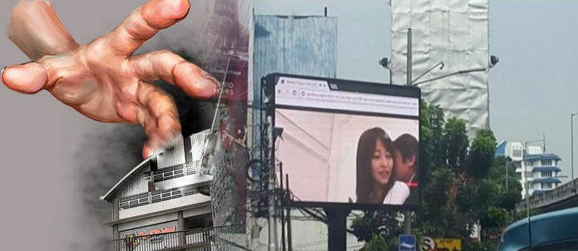 Heboh Kasus Adegan JAV di Videotron, Ini Reaksi Kocak Para Netizen