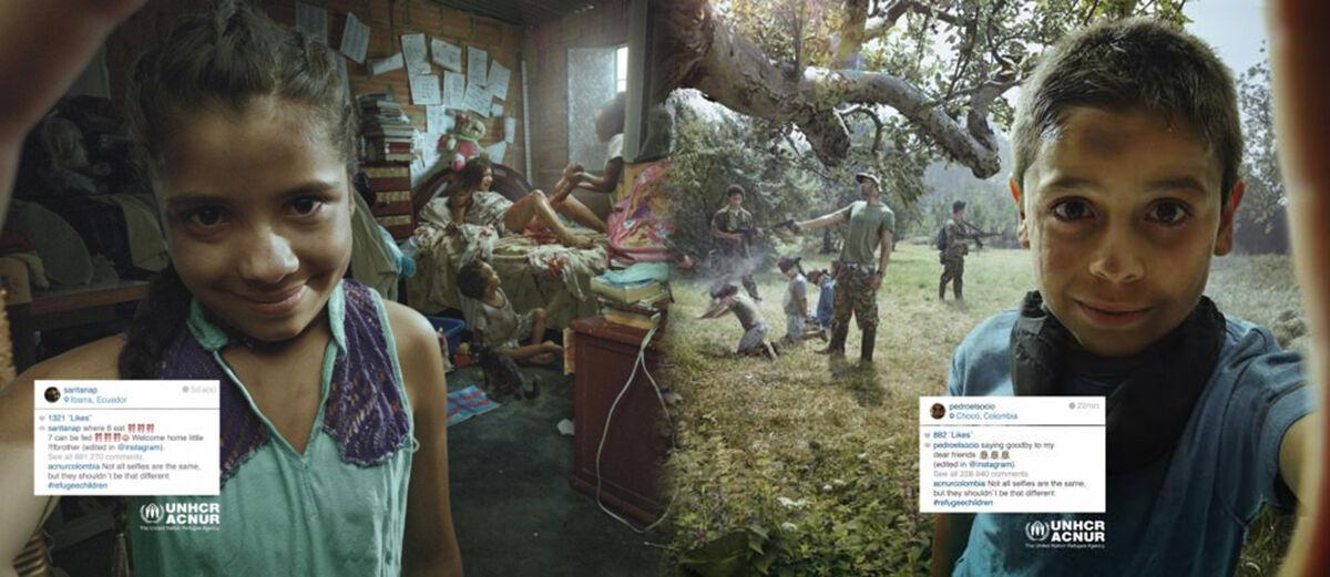 15 Gambar Iklan Menyentuh yang Pasti Bikin Kamu Baper