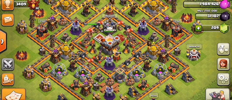 Bocoran Update COC: Wizard Tower, Laboratory, Elixir dan Gold Storage Naik Level