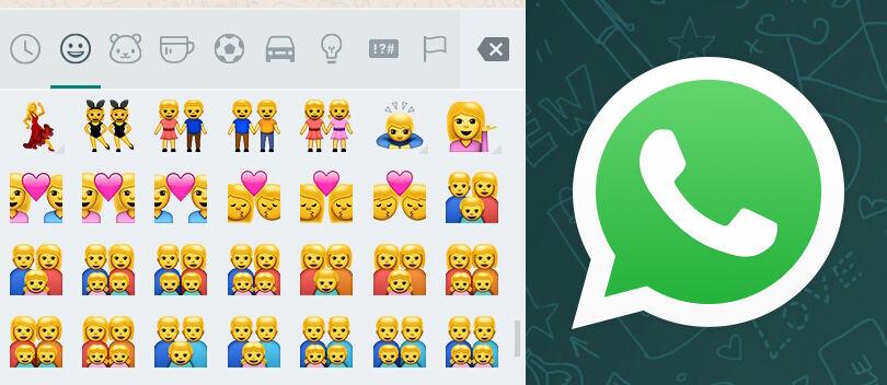 Nggak Cuma LINE, Ternyata WhatsApp Juga Punya Emoji GAY!