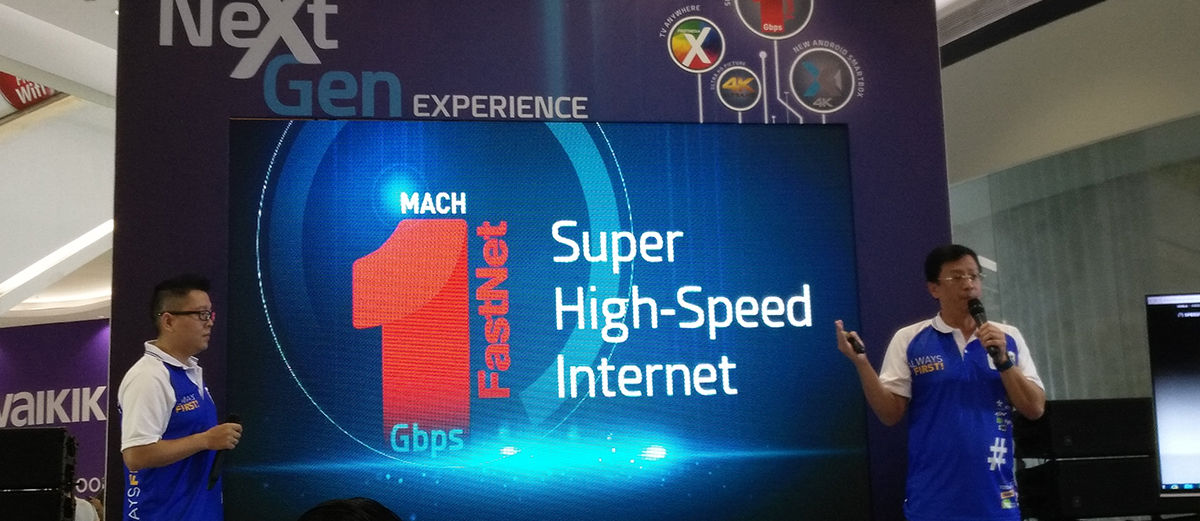 Sambut Lebaran, First Media Hadirkan Internet Ngebut 1 Gbps!