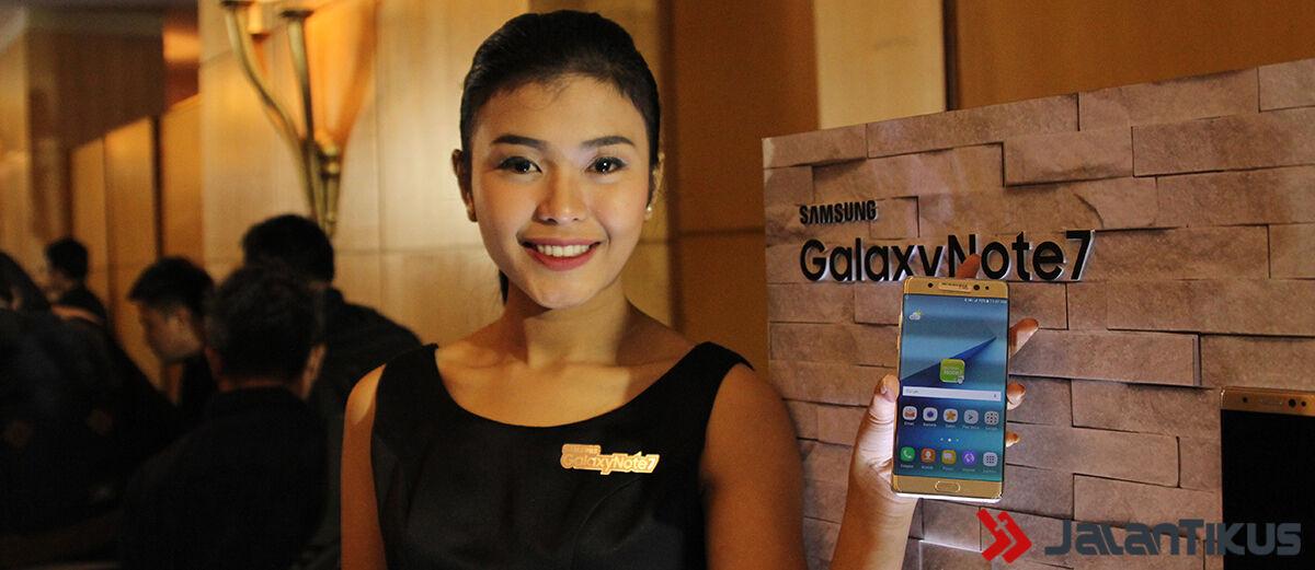 Anjay, Harga Resmi Samsung Galaxy Note 7 Sama Dengan Laptop Gaming!