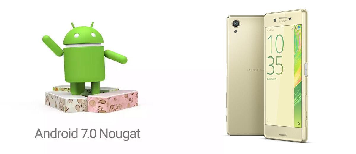 Daftar Smartphone Sony Xperia yang Dapat Android 7.0 Nougat